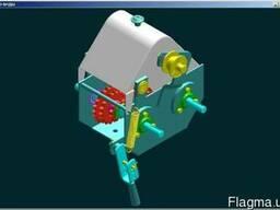 Механизм передач упс супн крн редуктор туковый