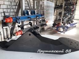 Механизм подъема оси saf integral bpw mercedes schmitz