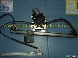 Механизм стеклоподъемника с электродвигателем Volksvagen