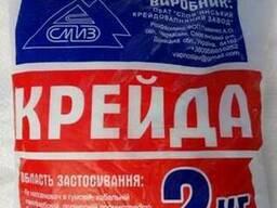 Мел ММС-2, Крейда 2 кг, Славянск, СМИЗ