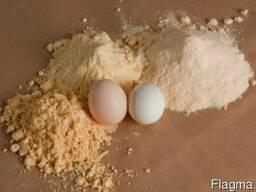Меланж сухий ДСТУ порошок яєчний