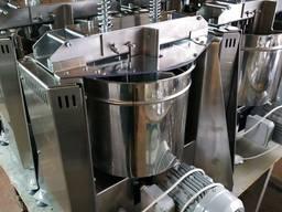 Меланжер с загрузкой сырья 6.6литра (9,2 кг шоколада)