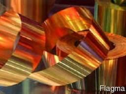 Мельхиоровая лента, фольга D- 0, 15х250 (МНЦ15-20 )