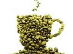 Продам зеленое кофейное зерно