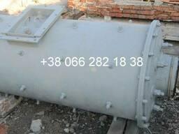 Мельница шаровая цементная (измельчитель) СМ 6008 - фото 2