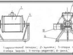 Мельница шаровая керамическая МШК-50