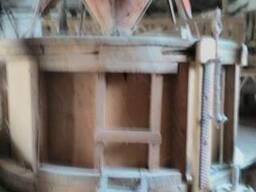Мельница жерновая простого помола для произв. экопродукции