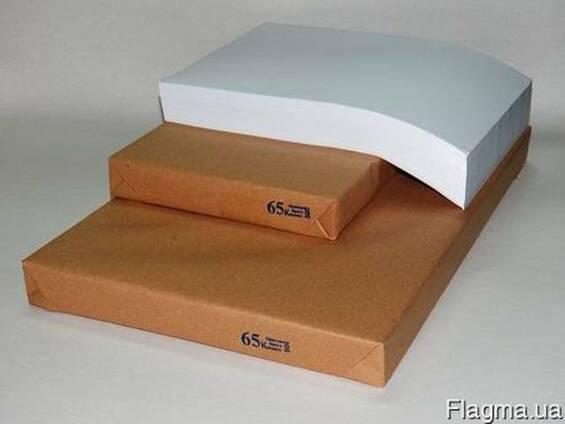 Мелованная бумага A4 , 250 г/м2, матовая 250л для визиток