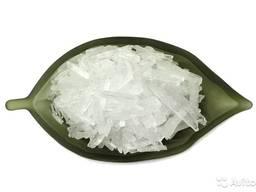 Ментол кристалический