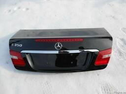 Mercedes-Benz W207 2010-2014 Крышка багажника разборка б\у