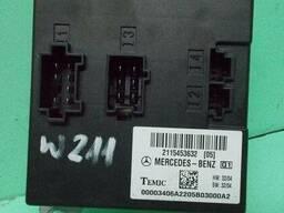 Mercedes E-класса w211 модуль блок управления 2115453632