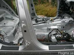 Mercedes X164 (Мерседес X164) 2007-2012 год. Порог правый