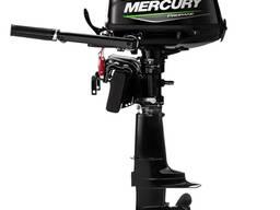 MERCURY MARINE - 4-тактный подвесной двигатель мощностью 9,9 л. с. , длина вала 15 дюймов