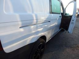 Мерседес Vito 114 DCI/Ex-Long/2015 furgon