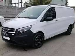 Мерседес Vito 114 long грузовой фургон 2016