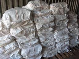 Мешки белые полипропиленовые первичка новые
