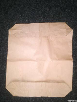 Мешки бумажные для цемента 25 кг