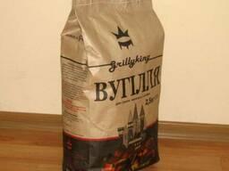 Мешки бумажные под древесной уголь