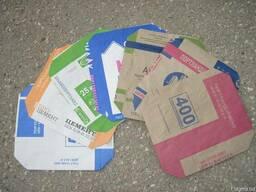 Мешки бумажные под семена и удобрение Крым