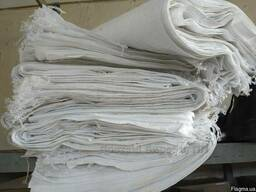 Мешки полипропиленовые 25 кг. новые