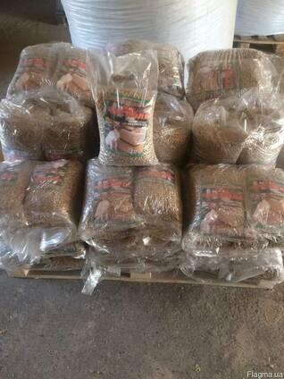 Мешки для упаковки пеллет 2,5 кг