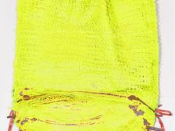 Мешок-сетка желтая