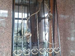 Металическая решетка на окно недорого