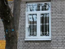 Металлическая решетка на окно недорого Кривой Рог