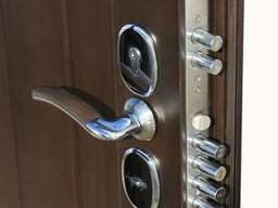 Металлические двери на заказ кривой рог