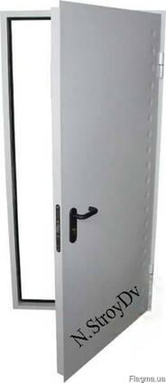 Металлические двери (Входные).