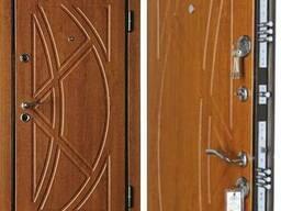 Металлические двери всех размеров. Изготовление, Установка