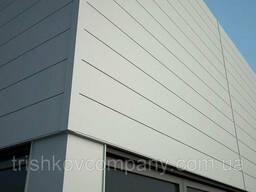 Металлические фасадные панели Термастил Либерти...