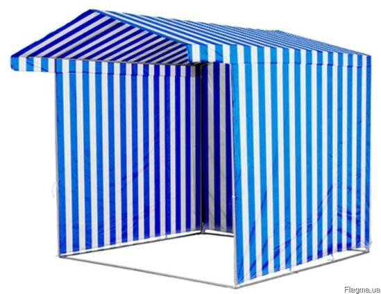 Металлические каркасы палаток под заказ
