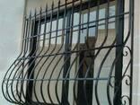 Решетки на окна/Решетки на двери/Оградки - фото 7