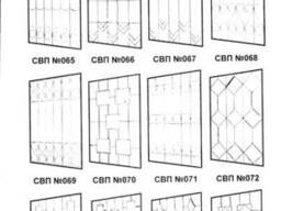 Металлические решетки в ассортименте