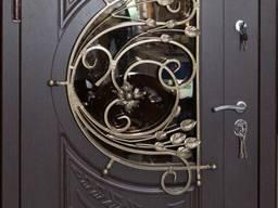 Металлические входные двери и комплектующие к ним