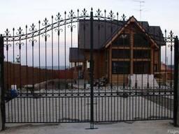 Заборы, ворота, калитки - ковка металл Винница