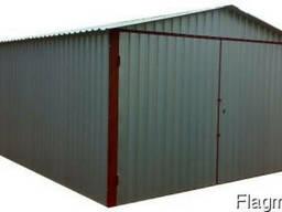 Металлические гаражи купить в крыму купить в краснодаре сборный гараж