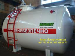 Металлический резервуар для нефтепродуктов