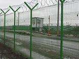 Металлический секционный, 3Д забор. 3Д сетка. 13 Представите - photo 7