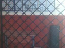 Металлический забор – секционный