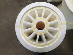 Виготовлення модельного оснащення для лиття за газифікованим