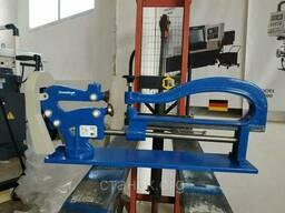Metallkraft KS 1 дисковые ножницы для круговой резки металла до 1 мм ручные механические