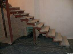 Металлокаркасы лестниц. Проектирование и изготовление.