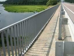 Металлоконструкции для строительства дорог и мостов