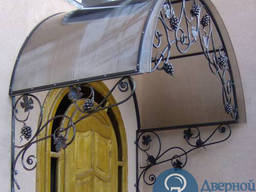 Металлоконструкции: двери, ворота, решетки, лестницы, заборы