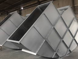 Металлоконструкции, изделия из металла производство