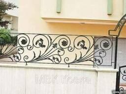 Металлоконструкции ковка забор цена качество Киев и область