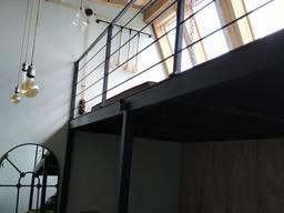 Металлоконструкция, площадка в квартиру или дом