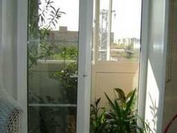 Металлопластиковые балконные двери